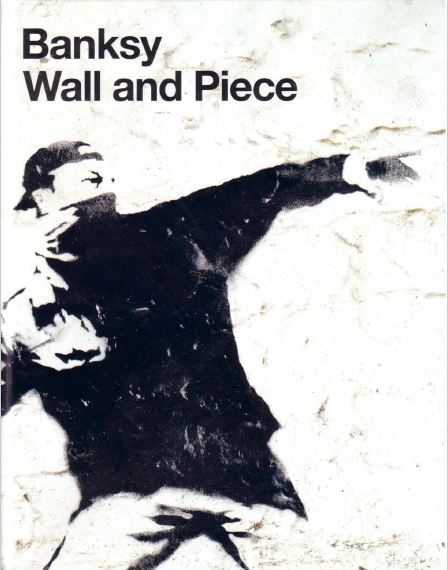 Bansky - Wall And Piece - Cover.png